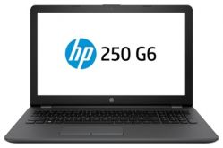 "Ноутбук HP 250 G6 Celeron N3350/ 4Gb/ 500Gb/ DVD-RW/ Intel HD Graphics 500/ 15.6""/ SVA/ HD (1366x768)/ Windows 10 Home/ dk.silver/ WiFi/ BT/ Cam"