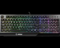Клавиатура MSI VIGOR GK30 Black USB