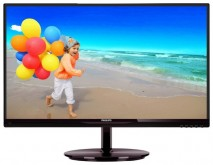 "Монитор Philips 23"" 234E5QSB (00/01) Black AH- IPS LED 14ms 16:9 DVI 20M:1 250cd"