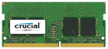 Модуль памяти DDR4 8Gb 2133MHz Crucial CT8G4SFS824A RTL PC4-19200 CL17 SO-DIMM 260-pin 1.2В single rank