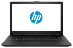 "Ноутбук HP 15-rb019ur E2 9000e/ 4Gb/ 500Gb/ AMD Radeon R2/ 15.6""/ HD (1366x768)/ Windows 10/ black/ WiFi/ BT/ Cam"