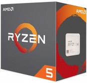 Процессор AMD Ryzen 5 1600 AM4 (YD1600BBAEBOX) (3.6GHz) Box