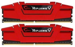 Модуль памяти DDR4 G.SKILL RIPJAWS V 16GB (2x8GB kit) 3200MHz CL15 PC4-25600 1.35V (F4-3200C15D-16GVR)