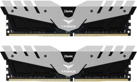 Модуль памяти DDR4 16Gb (2x8Gb) 3000MHz Team Group Dark (TDGED416G3000HC16CDC01)
