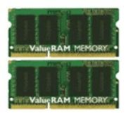 Модуль памяти Kingston KVR13S9S8K2/8 SODIMM 8GB 1333MHz DDR3 Non-ECC CL9 SR x8 (Kit of 2)