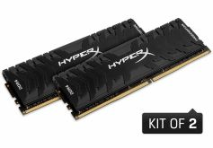 Модуль памяти Kingston 32Gb (2x16Gb) DDR4 3200MHz XMP HyperX Predator (HX432C16PB3K2/32)