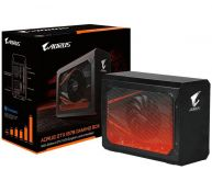 Видеокарта Gigabyte GV-N1070IXEB-8GD AORUS Gaming Box, NVIDIA GeForce GTX 1070, 8Gb GDDR5