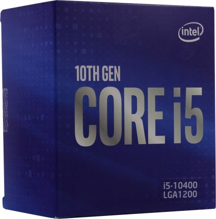Процессор Intel Core i5-10400 2.9GHz s1200 Box