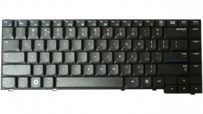 Клавиатура для ноутбука Samsung Business 400B Series (Without Point Stick) RU, Black