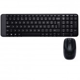 Комплект Logitech MK220 wireless (920-003169)