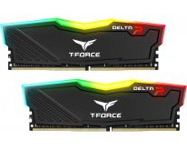 Модуль памяти DDR4 16Gb (2x8Gb) 3000MHz Team Group Delta RGB (TF3D416G3000HC16CDC01)