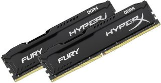 Модуль памяти DDR4 2x8Gb 2666MHz Kingston HX426C16FB2K2/16