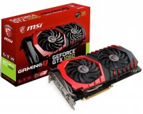 Видеокарта MSI GTX 1060 GAMING X 6G, NVIDIA GeForce GTX 1060, 6Gb GDDR5