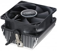 Вентилятор Deepcool CK-AM209 Soc-FM2/FM1/AM3+/AM3/AM2+/AM2 3pin 28dB Al 65W 224g скоба