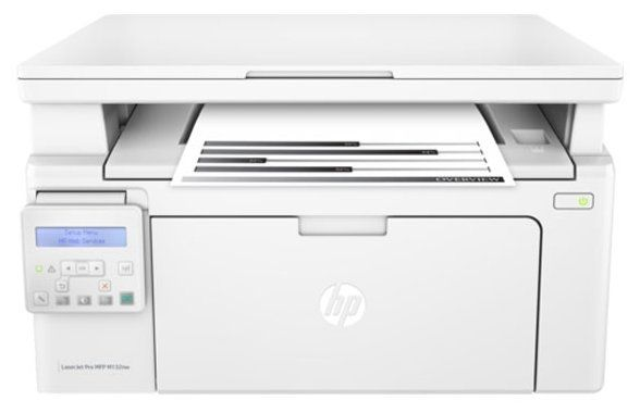 Картинки по запросу Принтер HP LaserJet Pro MFP M132nw RU