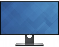 "Монитор Dell 27"" U2717D черный IPS LED 16:9 HDMI матовая HAS Pivot 350cd 178гр/178гр 2560x1440 DisplayPort QHD USB"