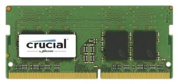 Модуль памяти DDR4 4Gb 2400MHz Crucial CT4G4SFS624A SO-DIMM