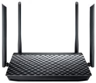Wi-Fi роутер Asus RT-AC1200G+ 10/100/1000BASE-TX черный