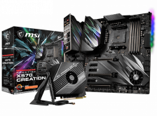 Материнская плата MSI PRESTIGE X570 CREATION, AMD X570, sAM4, EATX