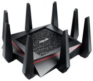 Wi-Fi роутер Asus RT-AC5300 10/100/1000BASE-TX черный
