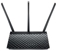 Wi-Fi роутер Asus RT-AC53 10/100/1000BASE-TX черный