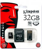Карта памяти Kingston 32GB Multi Kit / Mobility Kit
