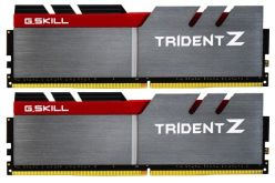 Модуль памяти DDR4 G.SKILL TRIDENT Z 8GB (2x4GB kit) 2800MHz CL15 PC4-22400 1.25V (F4-2800C15D-8GTZB)