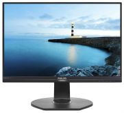 "Монитор Philips 24"" 240B7QPTEB (00/01) черный IPS LED 16:10 HDMI M/M матовая HAS Pivot 300cd 1920x1200 D-Sub DisplayPort FHD USB 6.57кг"