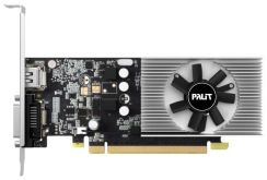 Видеокарта Palit PA-GT1030 2GD5, NVIDIA GeForce GT 1030, 2Gb GDDR5