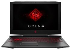 "Ноутбук HP Omen 15-ce029ur Core i5 7300HQ/ 6Gb/ 1Tb/ nVidia GeForce GTX 1050 4Gb/ 15.6""/ IPS/ FHD (1920x1080)/ Windows 10/ black/ WiFi/ BT/ Cam"